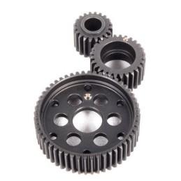 Set pignons métal Pour Axial AX10-SCX10-Wraith