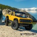 Kit VS4-10 Pro pick up avec ponts noirs anodisés Vanquish