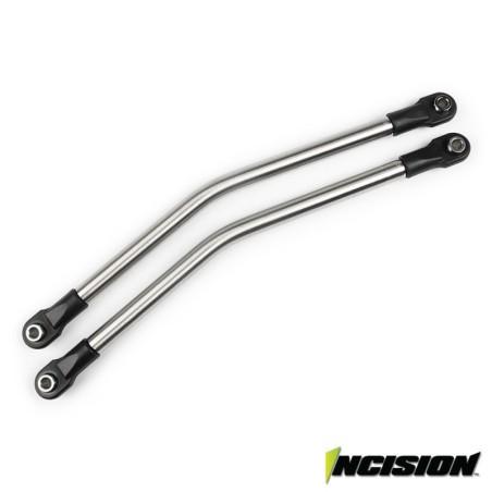 Liens Inox suspension arrières 1/4 pour Yéti Incision Vanquish
