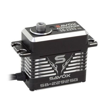 Servo Brushless SAVOX DIGITAL 31kg / 0,070sec. 7.4V