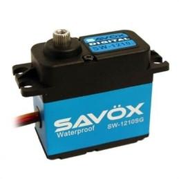 Servo Savox Standard Waterproof DIGITAL 6V 10kg/0.10s