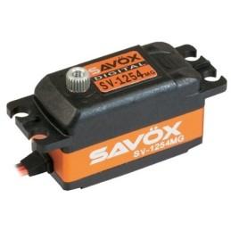 Servo SAVOX   DIGITAL 7.4V 15kg-0.085s low profil