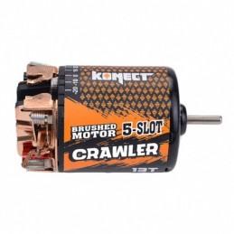 Moteur à charbon Crawler Konect  5 slots 11T 2750Kv Hobbytech