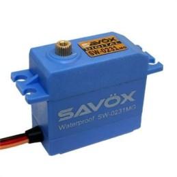 Servo Savox Standard Waterproof DIGITAL 6V 15kg/0.17s