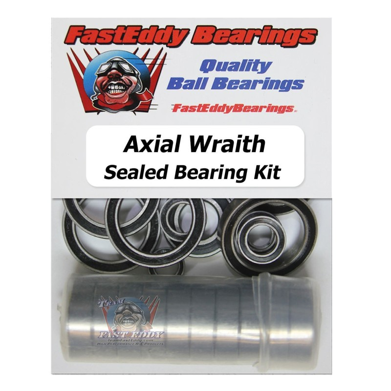 Kit roulements pour Axial Wraith Fasteddy