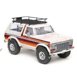 """Carrosserie ABS 1/10 XLT Gen 2   313MM (12.3"""") avec galerie TRC/302549 Team Raffee"""