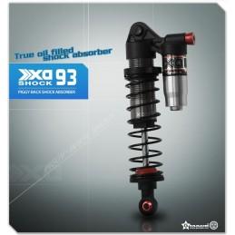 Amortisseur XD Piggyback 93mm (2) Gmade GM21107