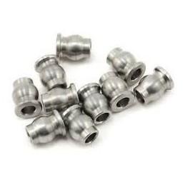 Boules de chapes 5.8mm Aluminium Samix ENDA-58