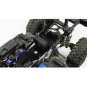 Platine support batterie métal avec scratch TRX4 Yeah Racing TRX4-065