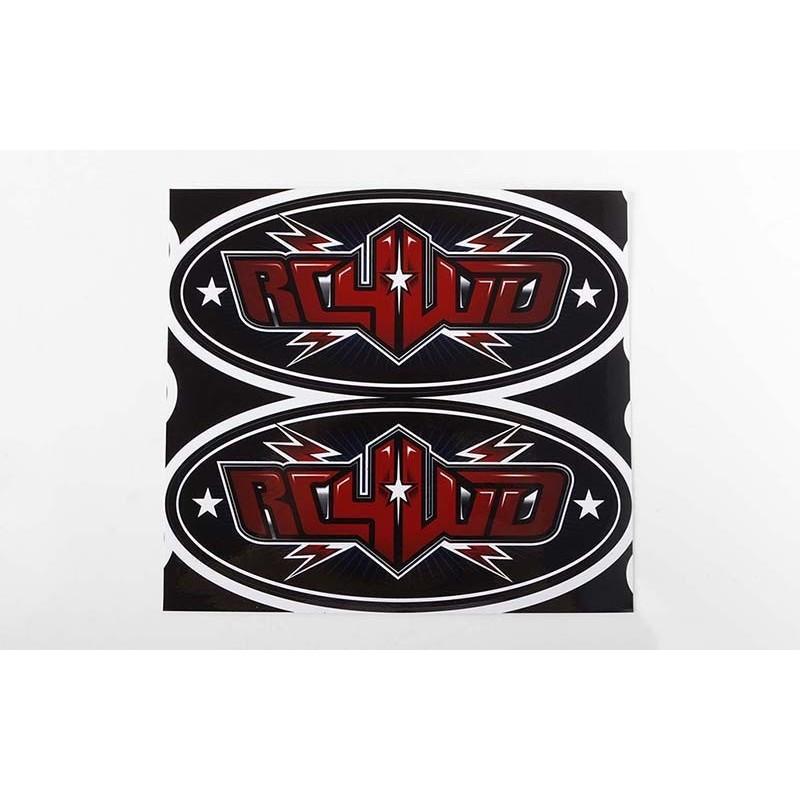 Logos autocollants RC4WD Z-L0208