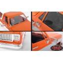 Carrosserie Chevrolet Blazer Abs Peinte orange   RC4WD Z-B0146