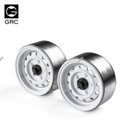 Jantes lourdes GRC 1.9 Metal Classic Beadlock  Series I (2) Black GRC/GAX0130CB