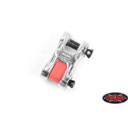 Crochet goupille Epic chrome pour pare choc RC4WD Z-S1999