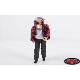 Figurine personnage RC4WD Action - Mike  Z-S1386