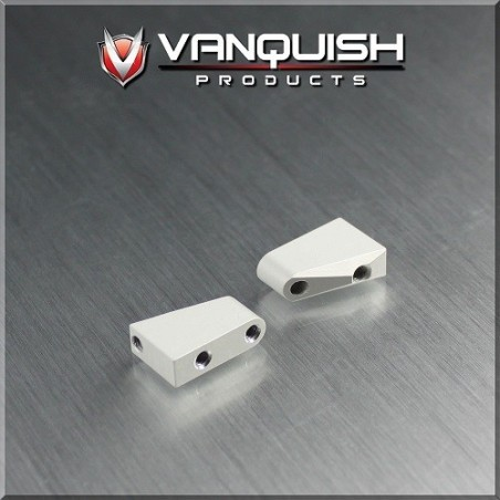 Support servo aluminium Silver Vanquish