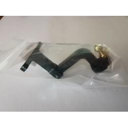 Crochet d'attelage adaptable trx4 scx10 métal noir  réalistic déco  CN-Racing CN-FZ10337