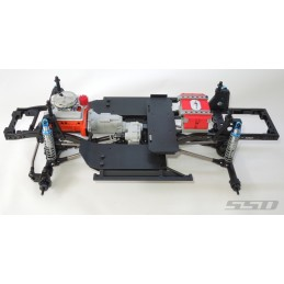 Chassis SSD   1/10e TRAIL KING PRO SCALE CHASSIS - BUILDERS KIT SSD00300
