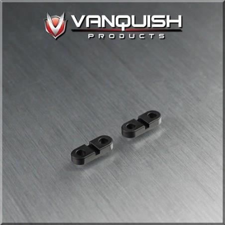 Cales de servo aluminium Noir Vanquish