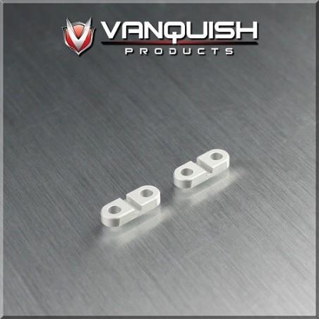 Cales de servo aluminium Silver Vanquish