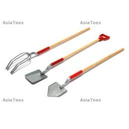 Set outils de jardinage 3 pièces BoomRacing