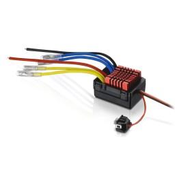 Variateur Hobbywing Quicrun 880 Dual waterproof   pour 2 moteurs a charbons  30120301