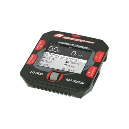 Chargeur de batterie Robitronic Expert LD 300   LiPo 1-6s 16A 300W DC R01014