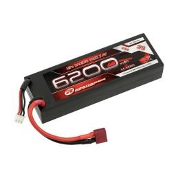 Batterie Robitronic LiPo   6200mAh 2S 40C T-Plug R05240