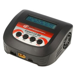Chargeur Robitronic Expert LD 60   LiPo 2-4s 6A 60W  R01012
