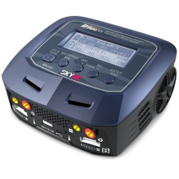 Chargeur SkyRC D100 V2 AC/DC LiPo 1-6s 10A 100W   SK100131