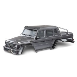 Carrosserie peinte Traxxas trx-6 Mercedes 6x6 G63 AMG grise  8825X-Silver