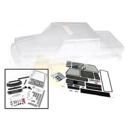 Carrosserie Transparente Traxxas trx-6 Mercedes 6x6 G63 AMG    8825
