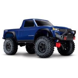 Traxxas TRX-4 Sport RTR  TQI  Bleu 82024-4-blue