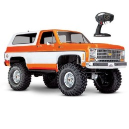 Traxxas TRX-4 BLAZER RTR Orange 82076-ORNG