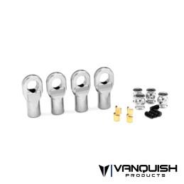 Chapes métal M4  Silver Vanquish (4) VPS08501