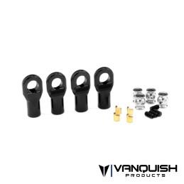 Chapes métal M4  Noir Vanquish (4) VPS08500