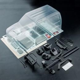 MST Carrosserie lexan transparente J3  MST720005