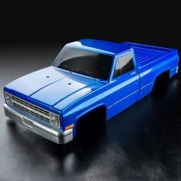 MST Carrosserie lexan pick up peinte bleue MST72000B