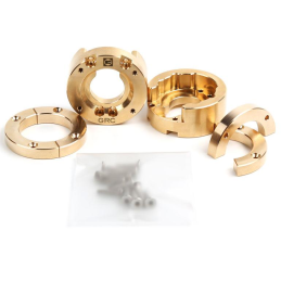 GRC Lests  Brass Knuckle Weight  pour  TRX4   Traxxas   GRC/GAX0032E