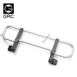 GRC Pare choc Desert Aluminium silver  avant TRX4  GRC/G145GS