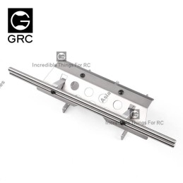 GRC  Pare choc arrière Desert Stainless   Traxxas TRX-6   GRC/G145UR
