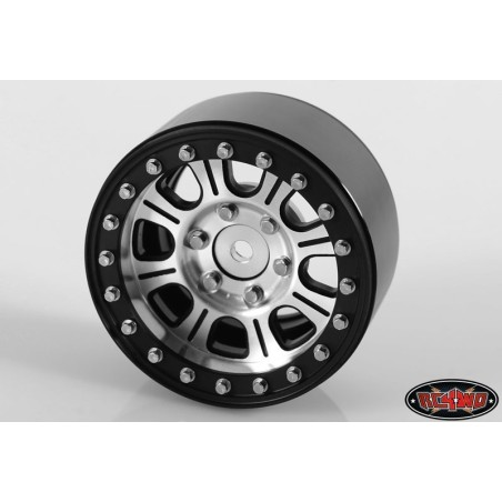 Jante alu Raceline Monster 1.9 Beadlock RC4WD