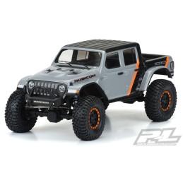 Carrosserie lexan Pro-line 2020 Jeep Gladiator transparente 313mm  3535-00