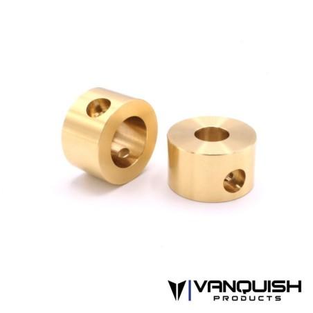 Lests de pont arrière 52gr Brass  Vanquish VPS04004