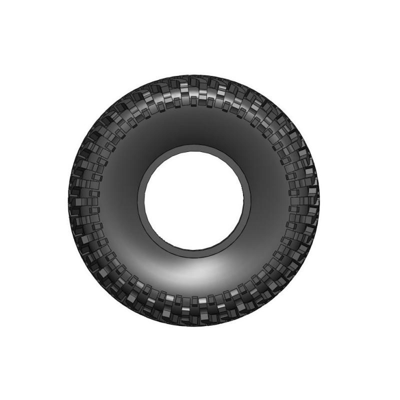 Pneu Dirt Grabber 1.55 all terrain RC4WD