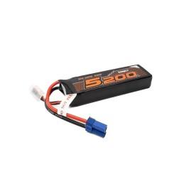 Accus Lipo Konect 3S 11.1V 5200mah prise EC5  Hobbytech KN-LP3S5200BASH