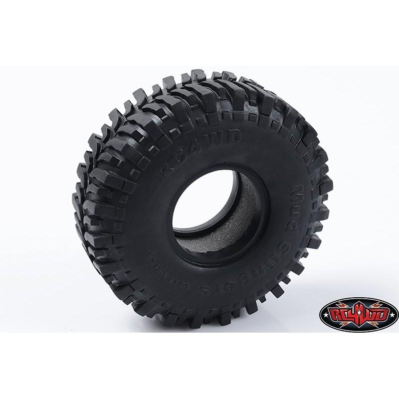 Pneu Mud Slingers 1.55 offroad RC4WD