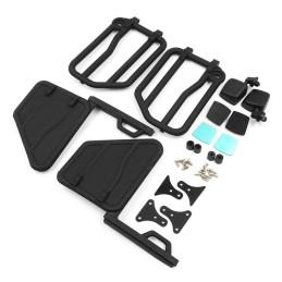 Portes avants en tube plastiques pour carrosserie Jeep Xtra Speen XS-59889