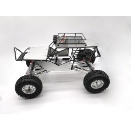Chassis full métal Silver Wraith par CoolRacing