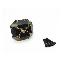 Couvercle de pont diff. laiton Noir lest 84gr pour Enduro TREAL X002C9GUYN