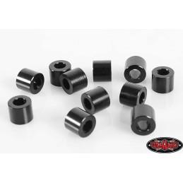 Entretoises rondelles 5mm noir M3 RC4WD Z-S0821